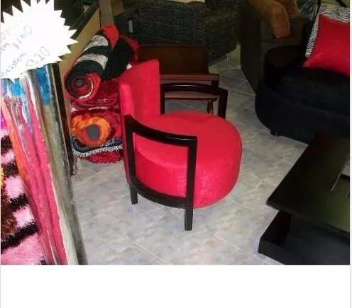 Juego De Sala Venus Tigre Muebles Cuenca - U$S 847,00 en Mercado Libre