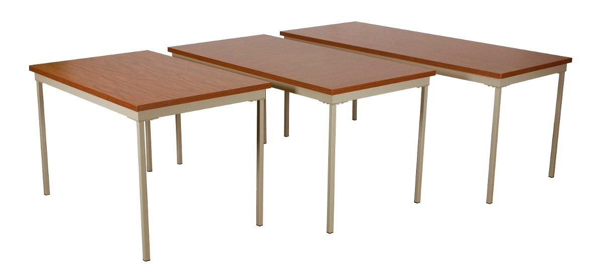 Mesas Para Comedor Muebles De Oficina  U$S 145,00 en Mercado Libre