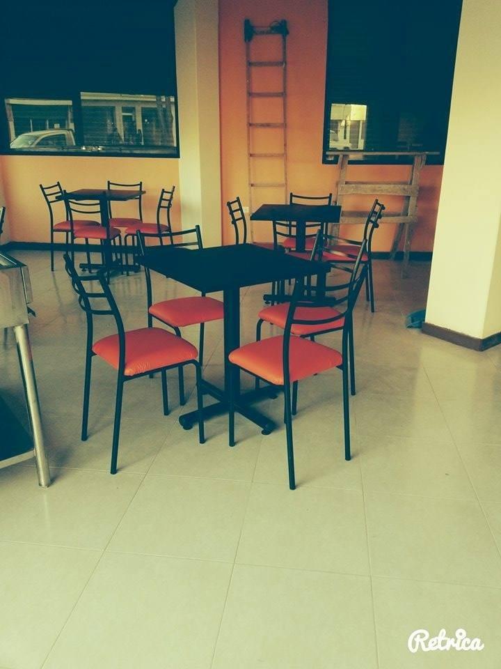 Mesas para restaurant sillas de comedor muebles de oficina for Comedor para oficina