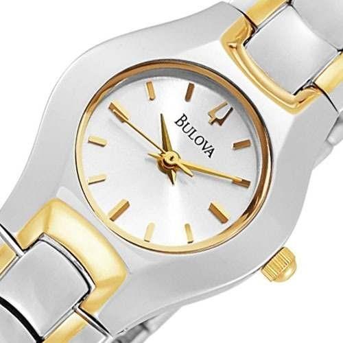 Reloj bulova original para mujeres 98t84 u s 260 00 en - Reloj pared original ...