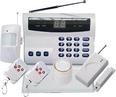 Sensor de movimiento infrarrojo inal mbrico para alarma - Alarmas para casa precios ...